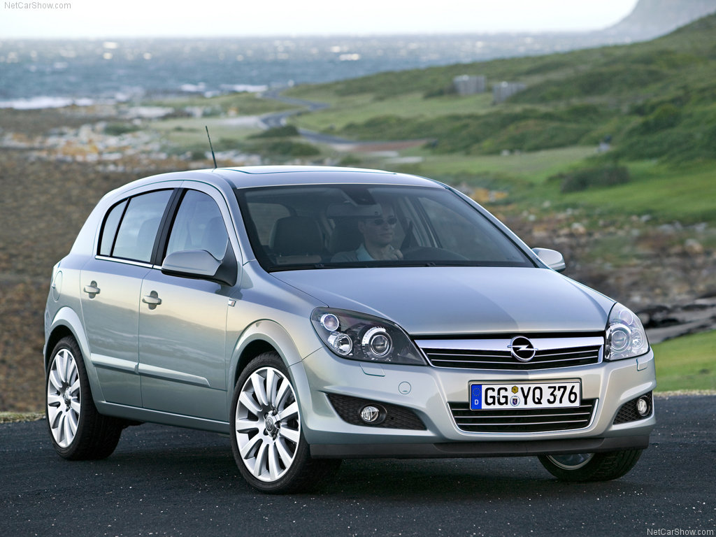 Chevrolet Astra 2009 photo - 3