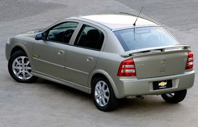 Chevrolet Astra 2009 photo - 4