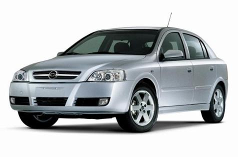 Chevrolet Astra 2010 photo - 1