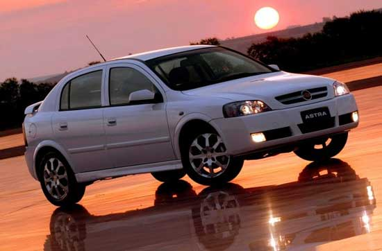 Chevrolet Astra 2010 photo - 3