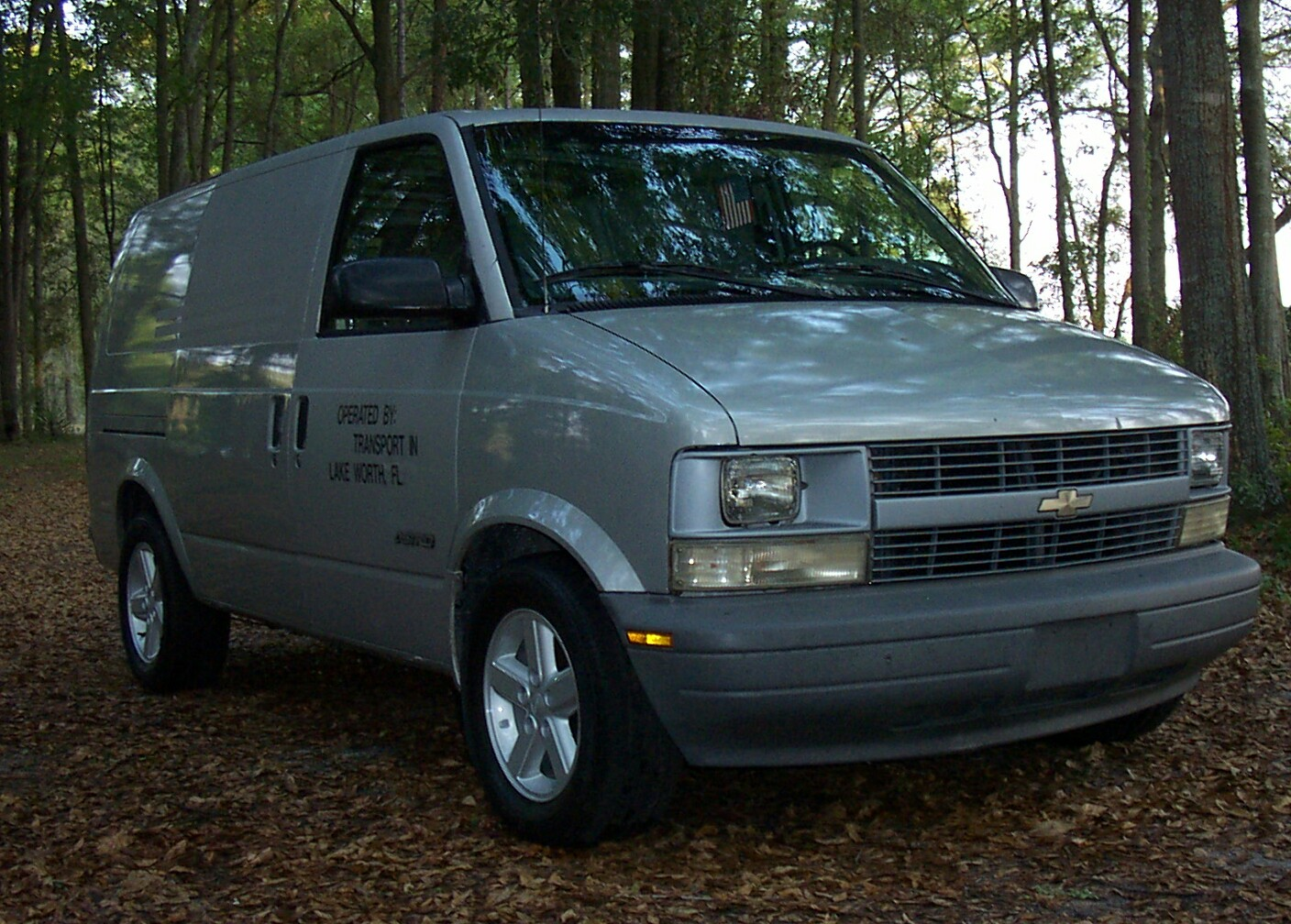 1997 chevrolet astro van reviews