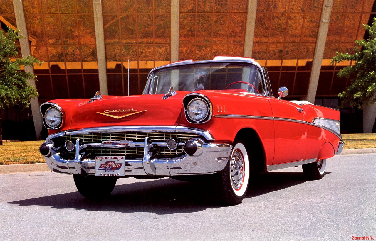 Chevrolet Bel air 1957 photo - 5