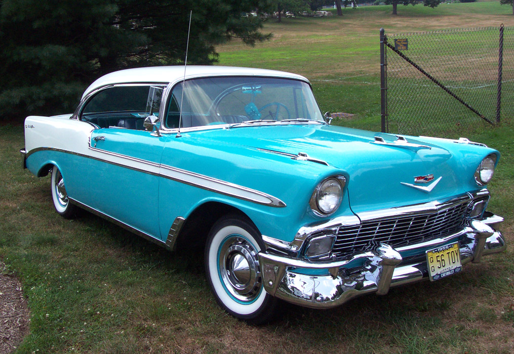 Chevrolet Bel air 1959 photo - 2