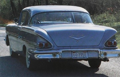 Chevrolet Bel air 1968 photo - 1