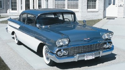 Chevrolet Biscayne 1958 photo - 3