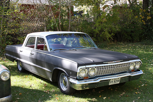 Chevrolet Biscayne 1963 photo - 3