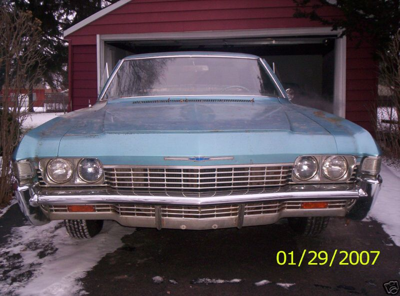Chevrolet Biscayne 1963 photo - 4