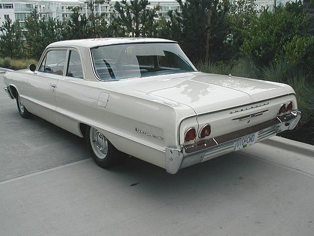 Chevrolet Biscayne 1964 photo - 5
