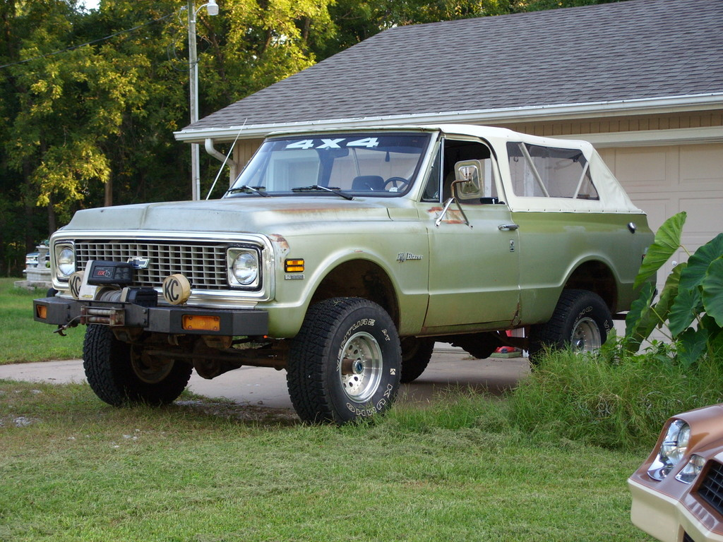 Chevrolet Blazer 1972 Photo - 1