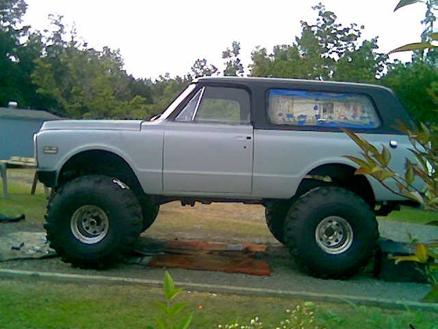 Chevrolet Blazer 1977 photo - 3