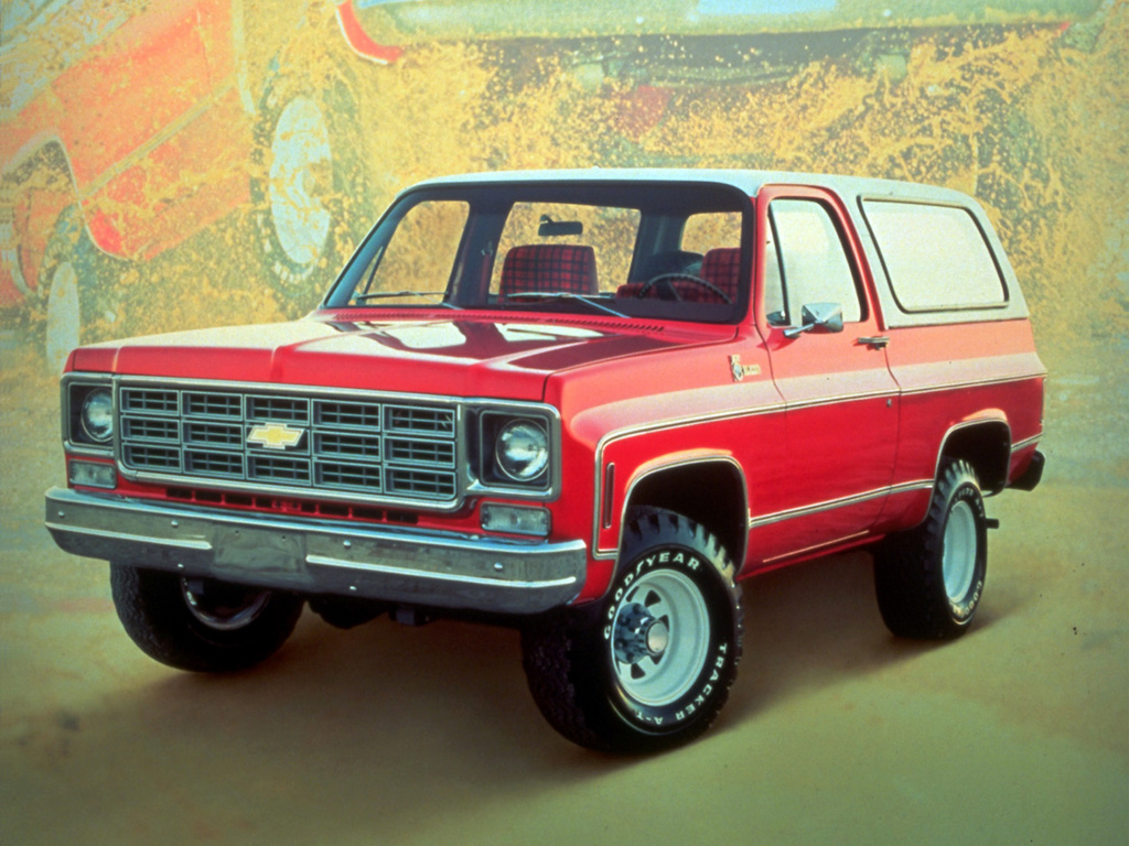 Chevrolet Blazer 1977 photo - 4