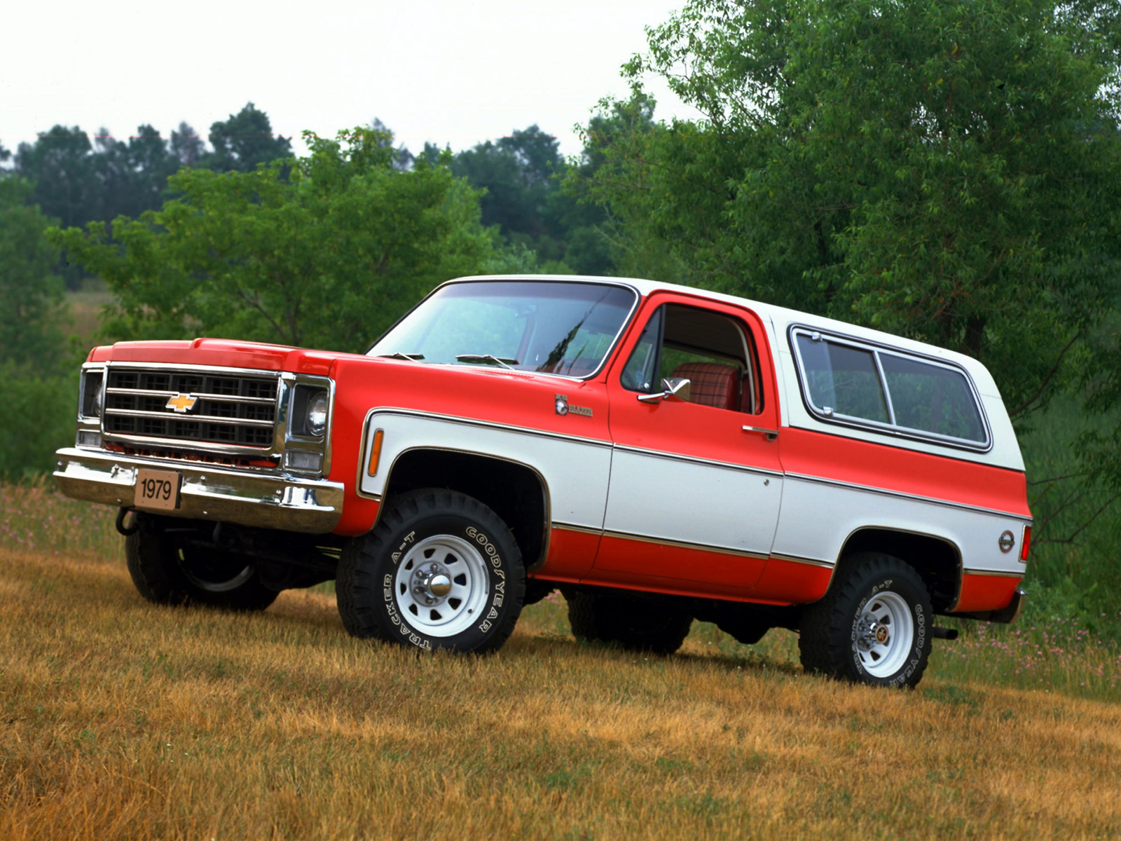 Chevrolet Blazer 1982 photo - 2
