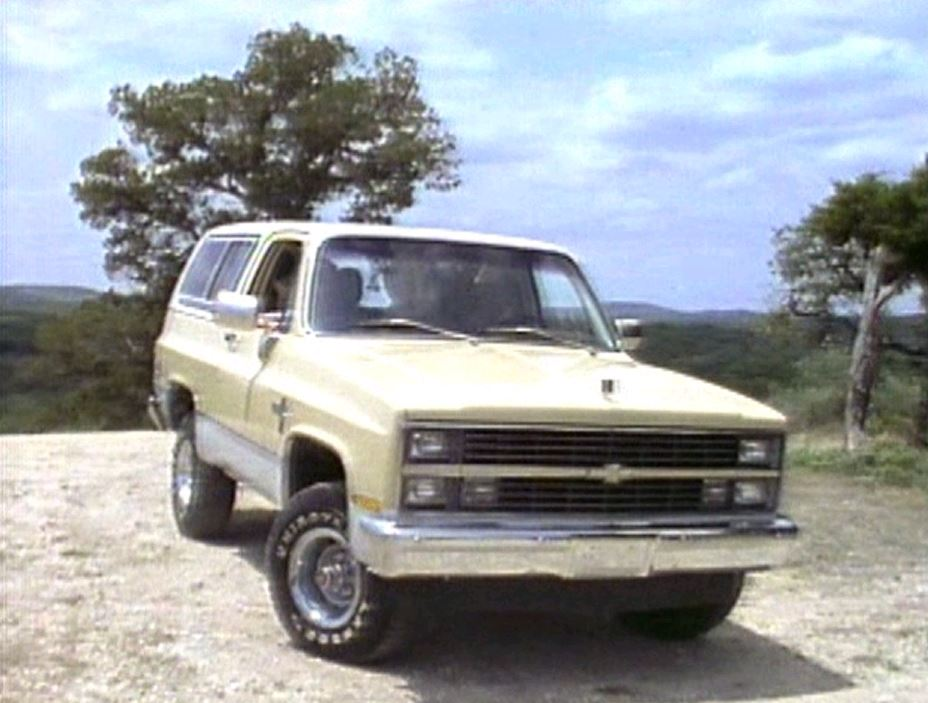 Chevrolet Blazer 1984 photo - 2