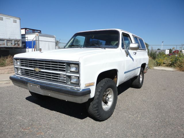 Chevrolet Blazer 1984 photo - 5