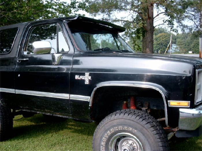 Chevrolet Blazer 1987 photo - 4