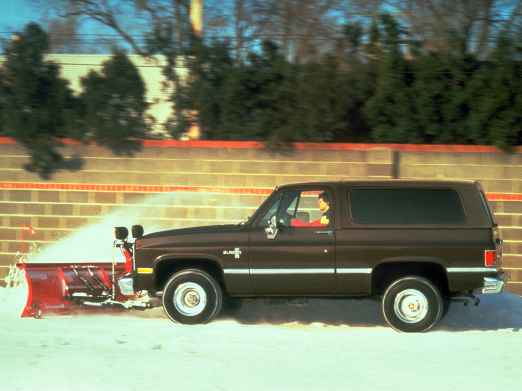 Chevrolet Blazer 1988 photo - 2