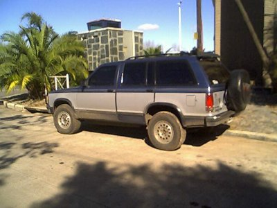 Chevrolet Blazer 1993 photo - 3