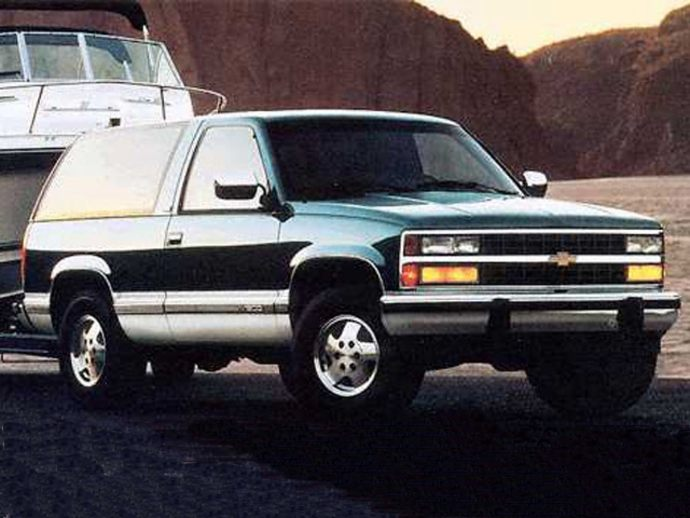 Chevrolet Blazer 1993 photo - 4