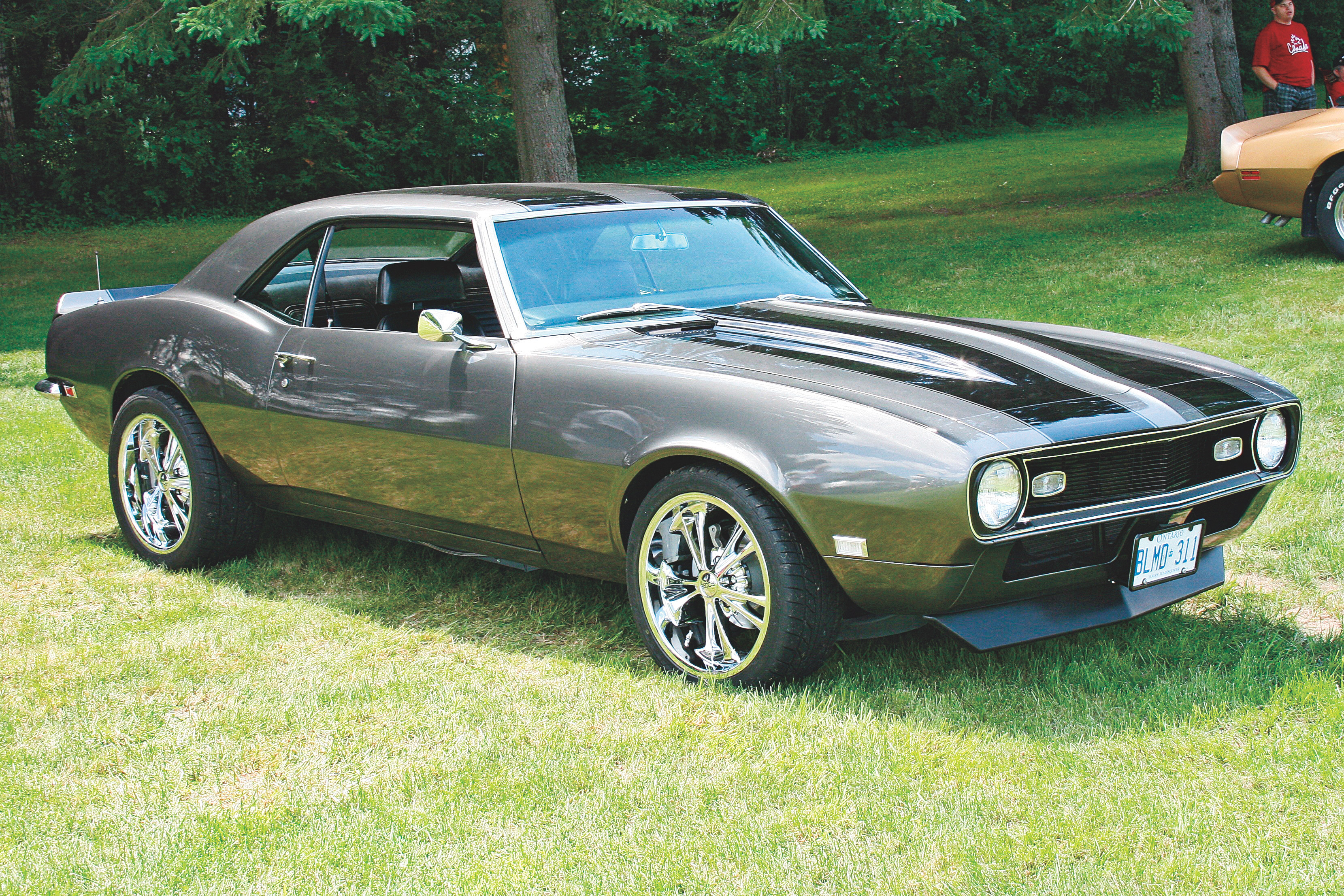 Chevrolet Camaro 1968 photo - 1