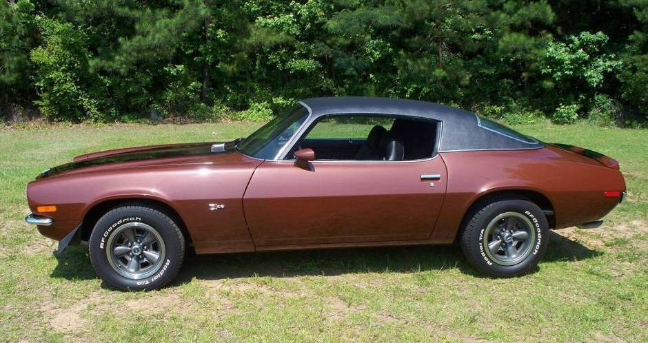 Chevrolet Camaro 1971 photo - 2