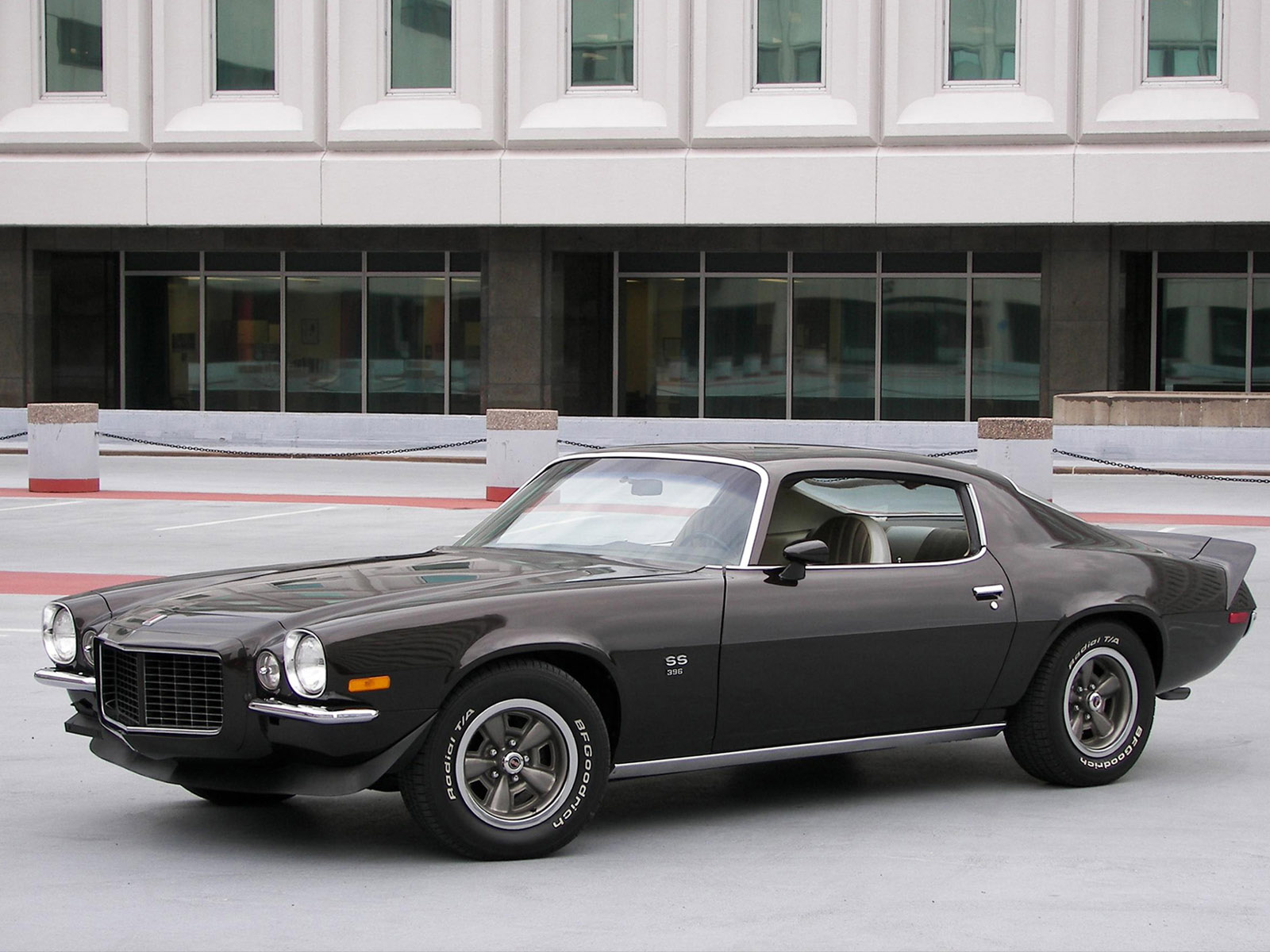 Chevrolet camaro 1972 photo - 5