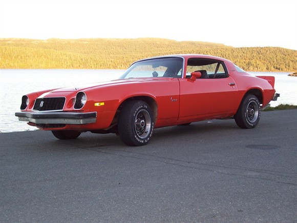Chevrolet camaro 1975 photo - 2
