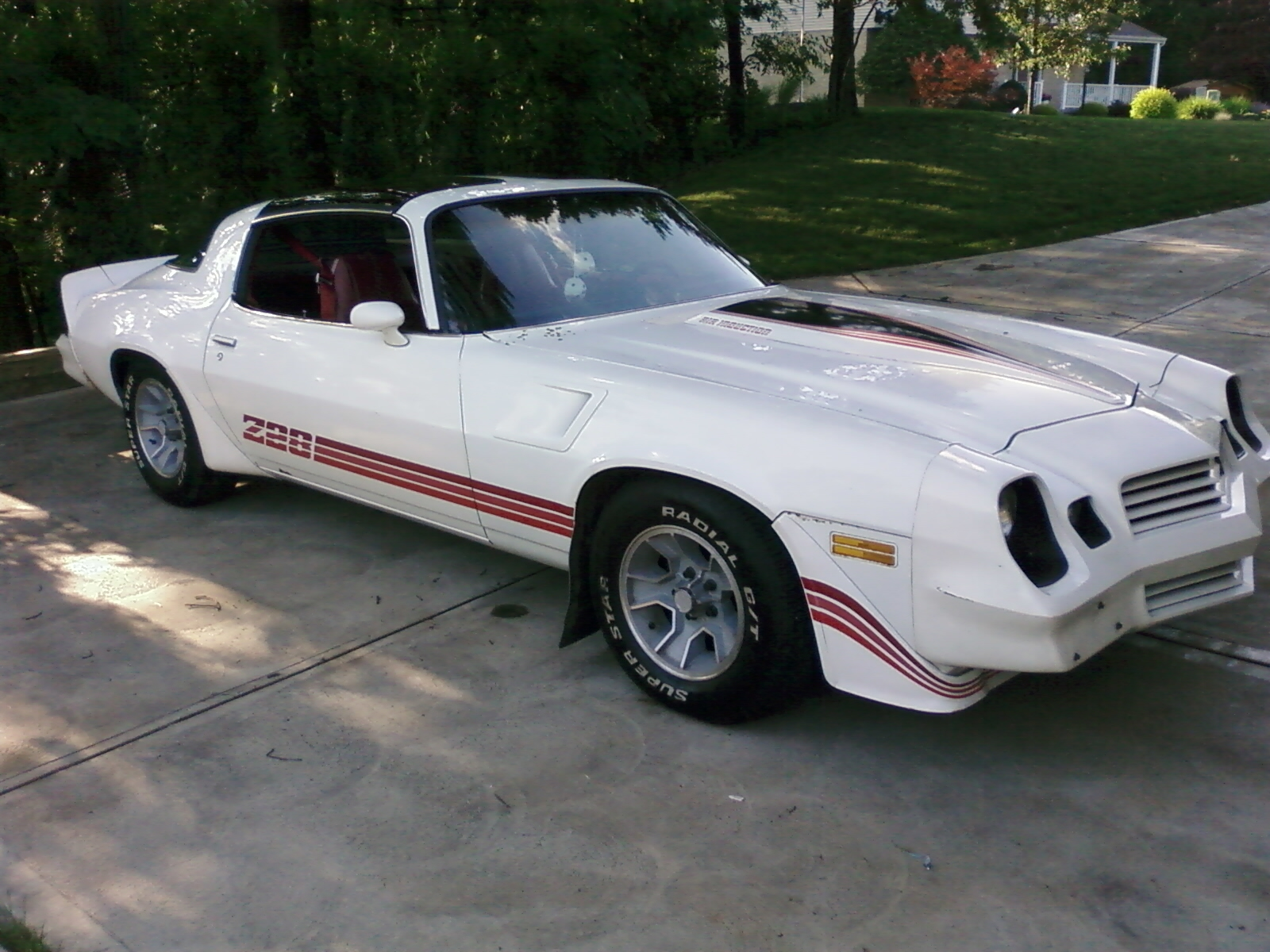 Chevrolet Camaro 1981 photo - 3