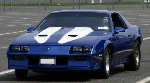 Chevrolet Camaro 1988 photo - 5