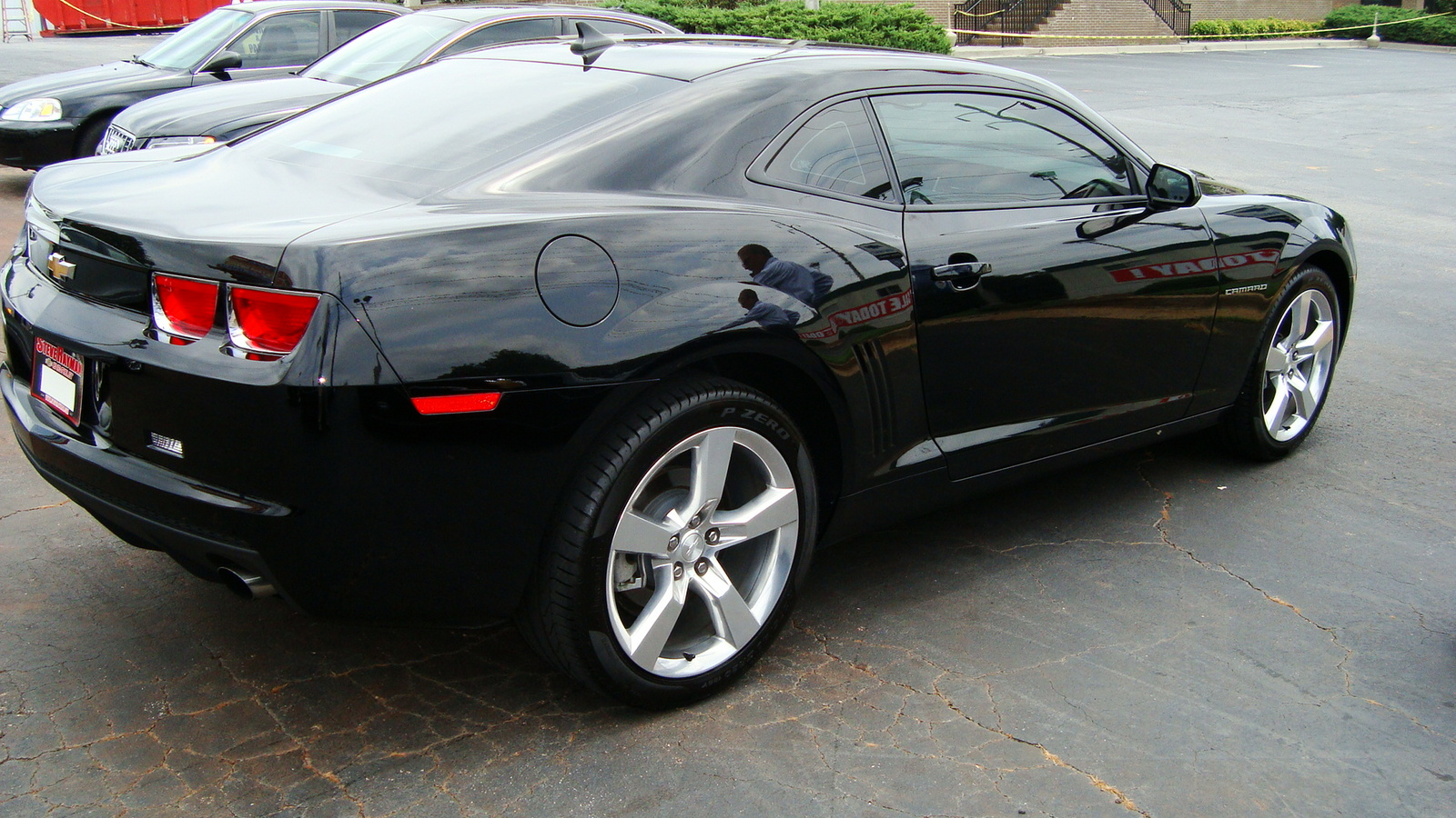 Chevrolet Camaro 2001 photo - 5