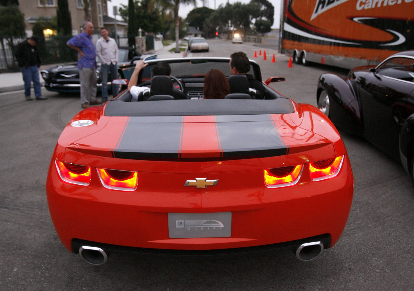 Chevrolet camaro 2011 photo - 3