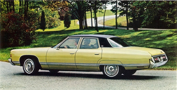 Chevrolet Caprice 1971 Review Amazing Pictures And