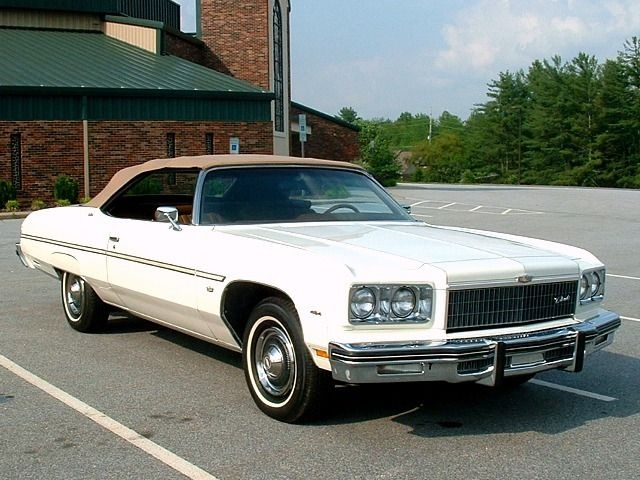 Chevrolet caprice 1975 review amazing pictures and images look at the car