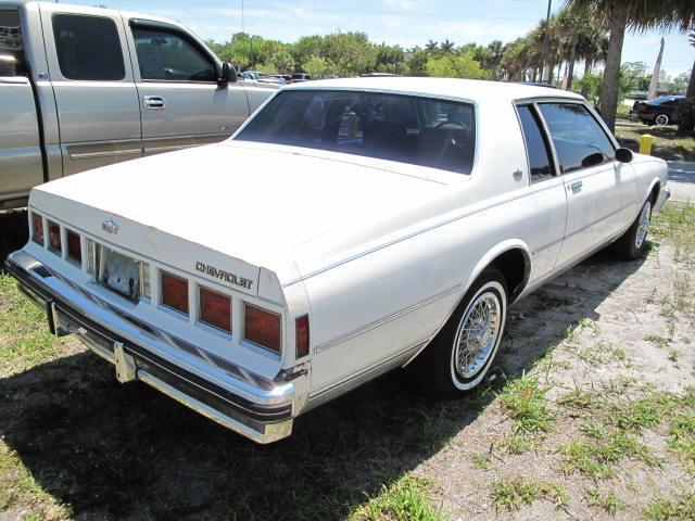 Chevrolet Caprice 1982 Review Amazing Pictures And