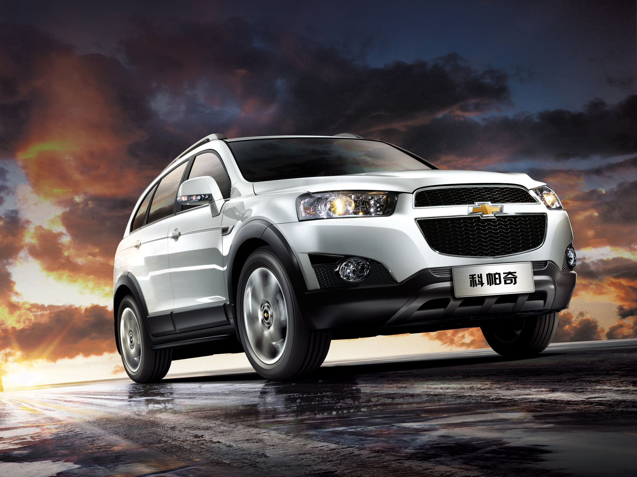 Chevrolet captiva 2003 photo - 10