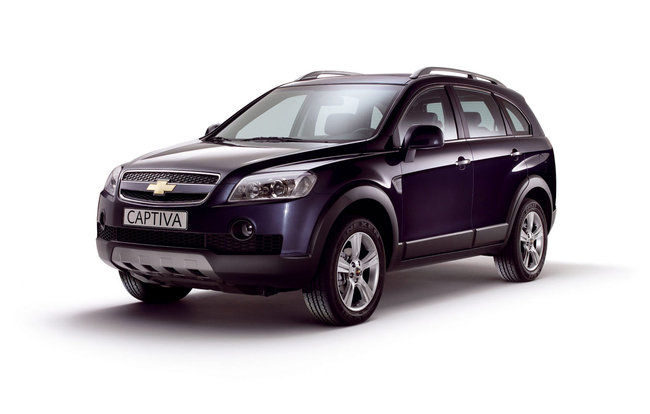 Chevrolet captiva 2003 photo - 3