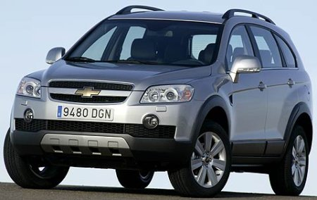 Chevrolet captiva 2006 photo - 10