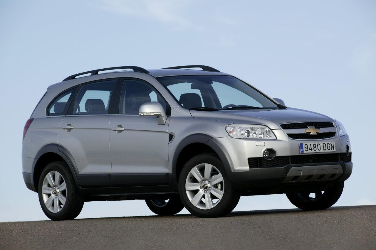 Chevrolet captiva 2006 photo - 3