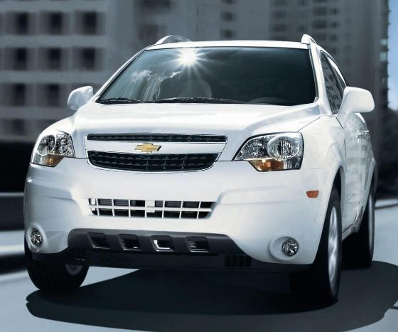 Chevrolet Captiva 2008 photo - 2