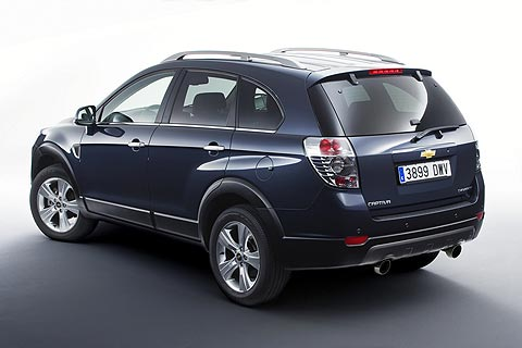 Chevrolet Captiva 2008 photo - 3