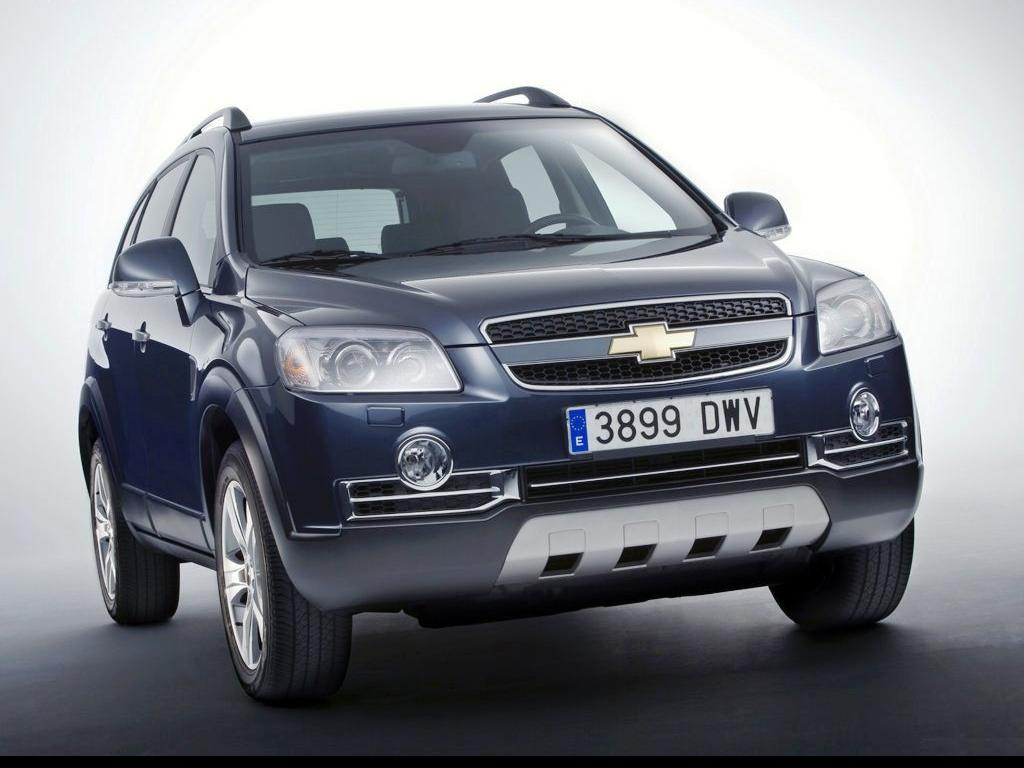 Chevrolet Captiva 2008 photo - 4