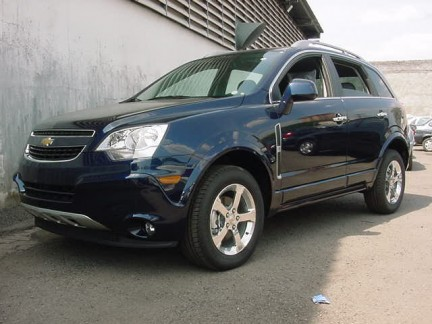 Chevrolet Captiva 2008 photo - 6