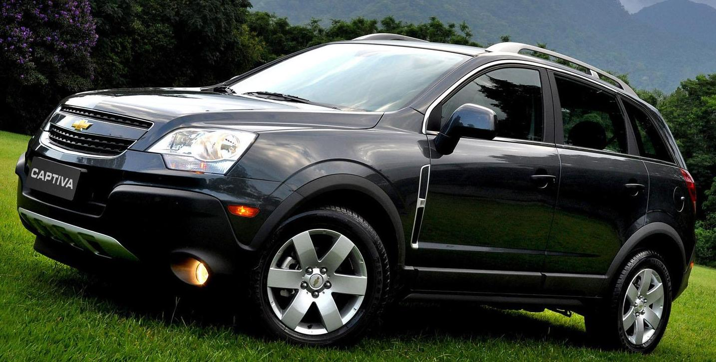 Chevrolet Captiva 2008 photo - 7