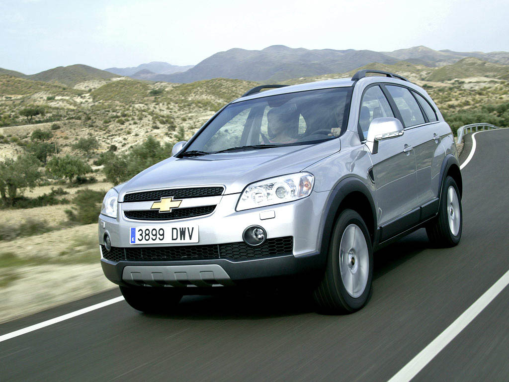 Chevrolet Captiva 2008 photo - 8