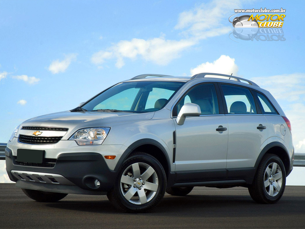 Chevrolet captiva 2009 photo - 2