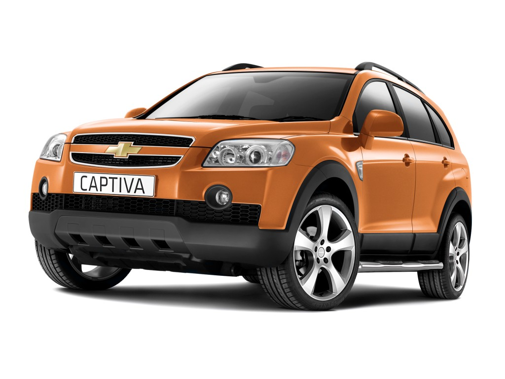 Chevrolet captiva 2009 photo - 4