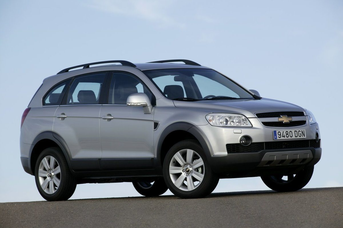 Chevrolet captiva 2009 photo - 5