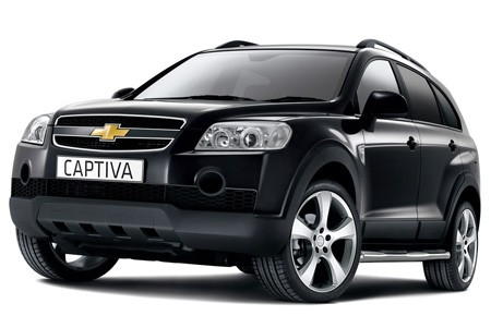 Chevrolet captiva 2009 photo - 7