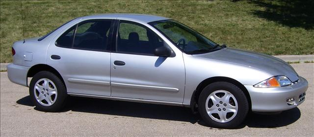 Image result for 2002 silver cavalier pic