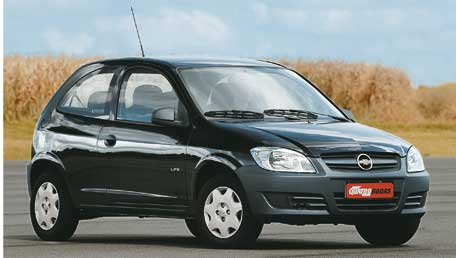 Chevrolet celta 2003 photo - 7
