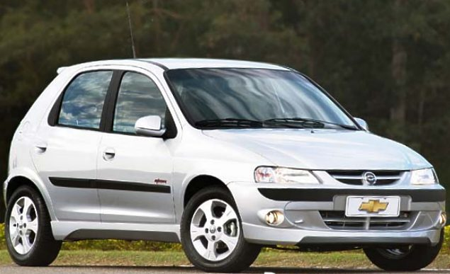 Chevrolet celta 2005 photo - 2